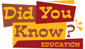 Did You Know Education Inc